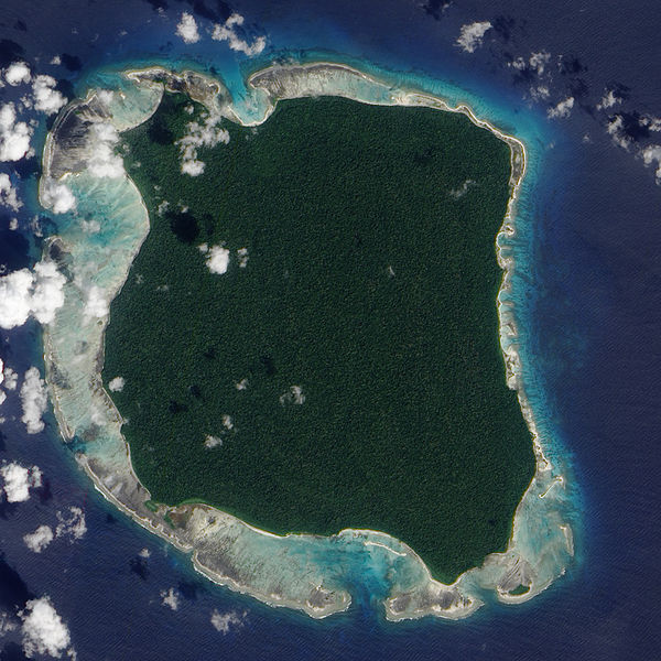 North Sentinel Island Andaman Islands