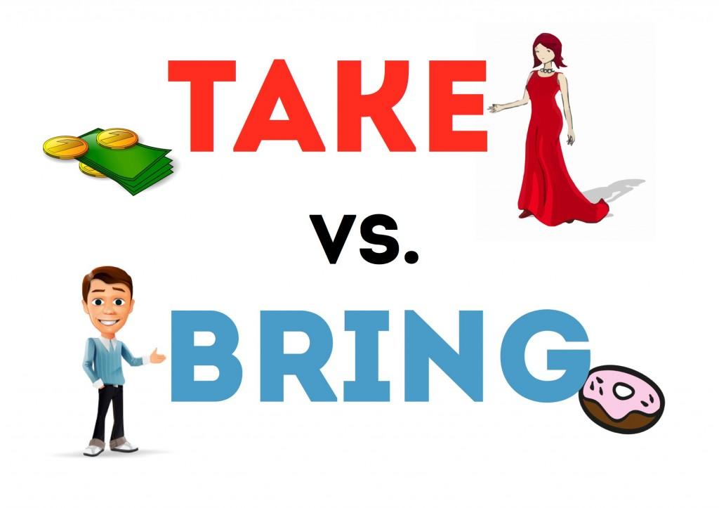 bring-take