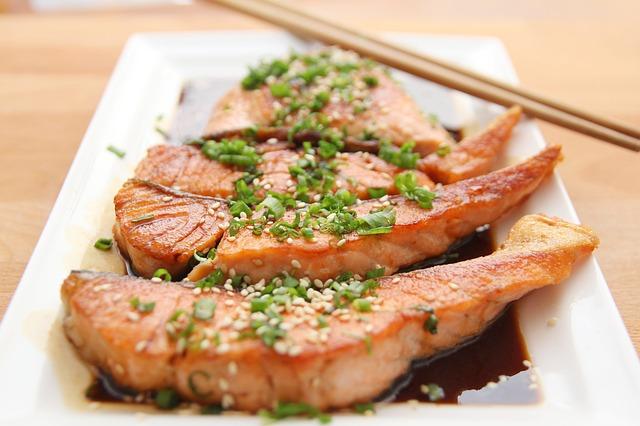 salmon-protein