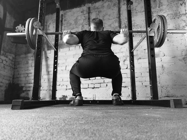 back-squats